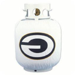 green bay packers propane grill tank wrap