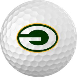Green Bay Packers Titleist ProV1 Refinished NFL Golf Balls 1