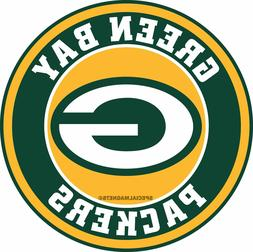 Green Bay Packers REMOVABLE Car Magnet SPORT Bumper Logo Emb