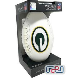 Green Bay Packers Signature Series NFL Official Licensed Foo