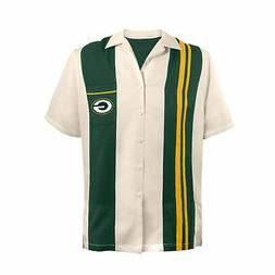 Green Bay Packers Spare Men's Bowling Shirt