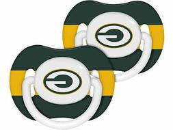 Green Bay Packers Stripe Pacifier