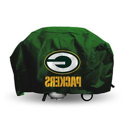 Green Bay Packers Vinyl Padded Deluxe Grill Cover  NFL Grill