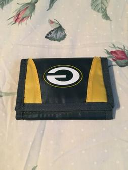 green bay packers wallet brand new never