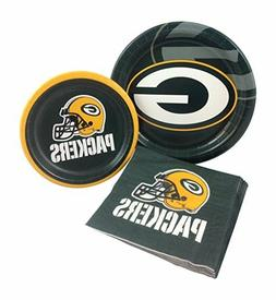 Green Bay Packers Wisconsin Football Tailgating Party Paper