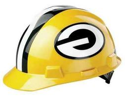 HARDHAT GREEN BAY PACKRS by SAFETY WORKS MfrPartNo 818426