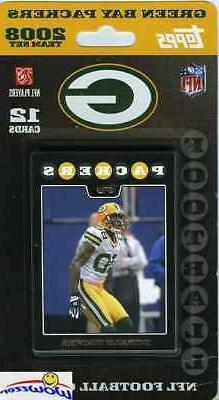 2008 Topps Green Bay Packers Factory Sealed Team Set-AARON R