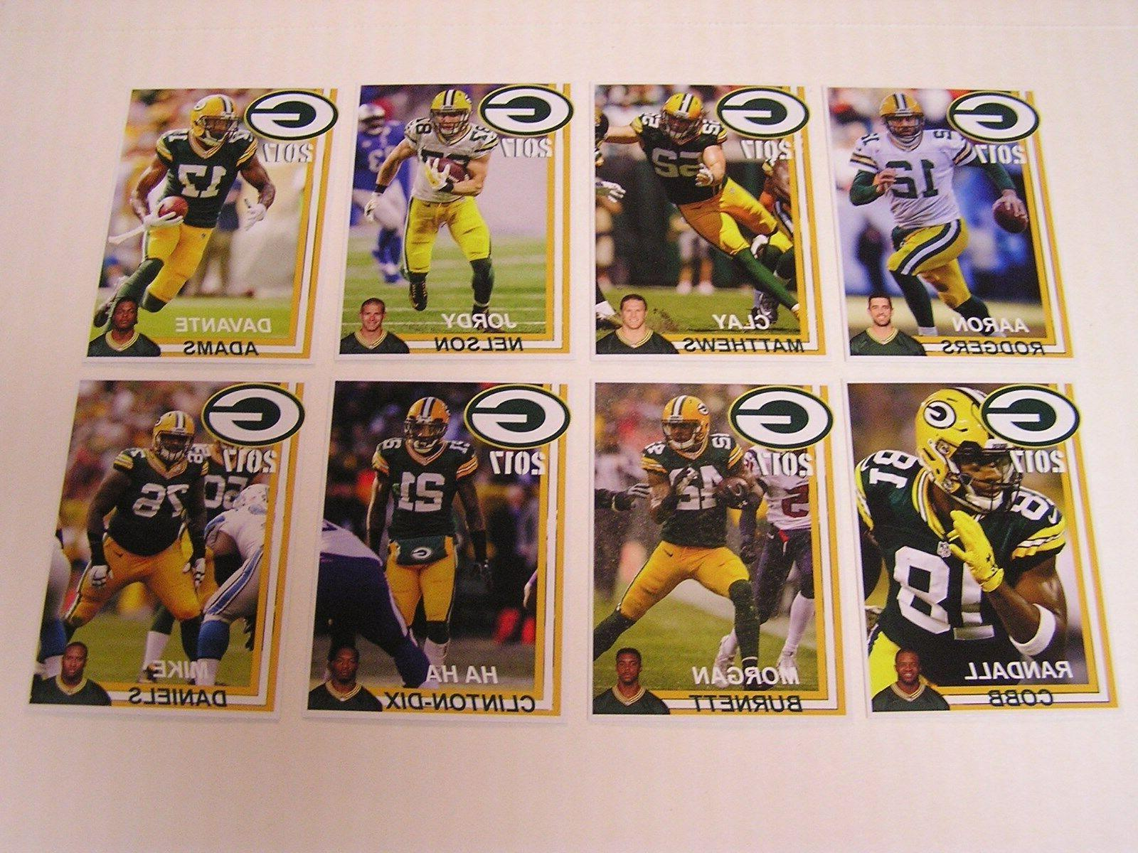 2017 green bay packers police team set
