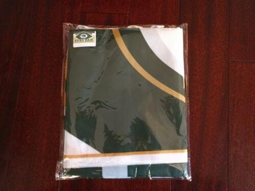 Green Packers 3x5 Flag. US Free US
