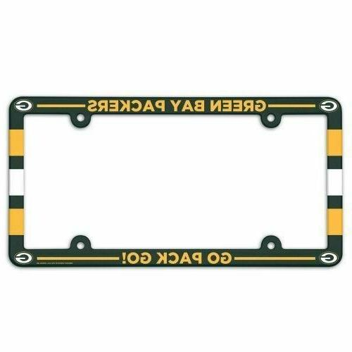 green bay packers color car auto plastic