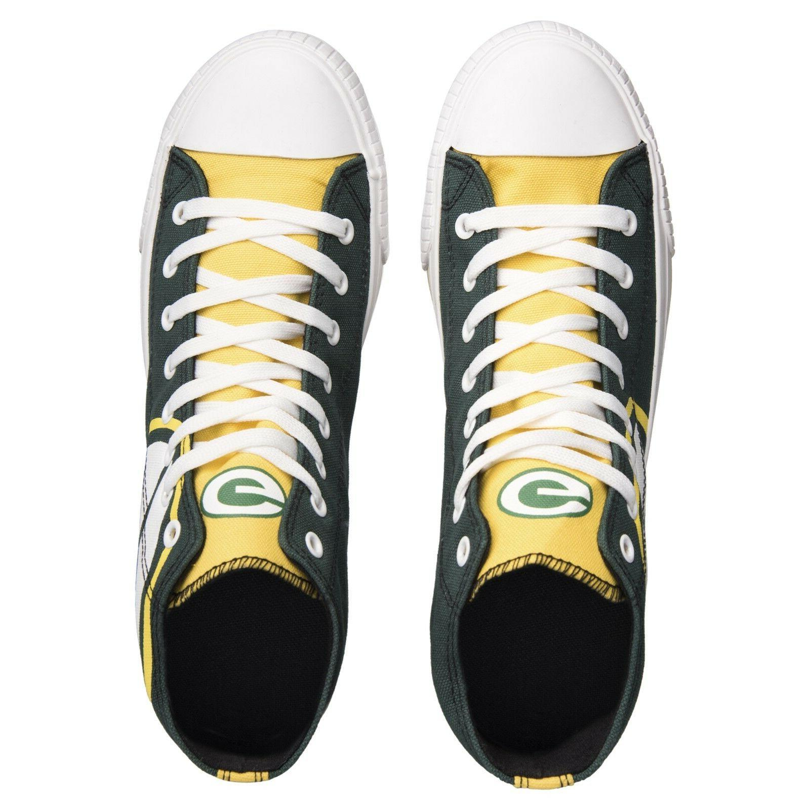 Green Bay Packers Top Big Shoes