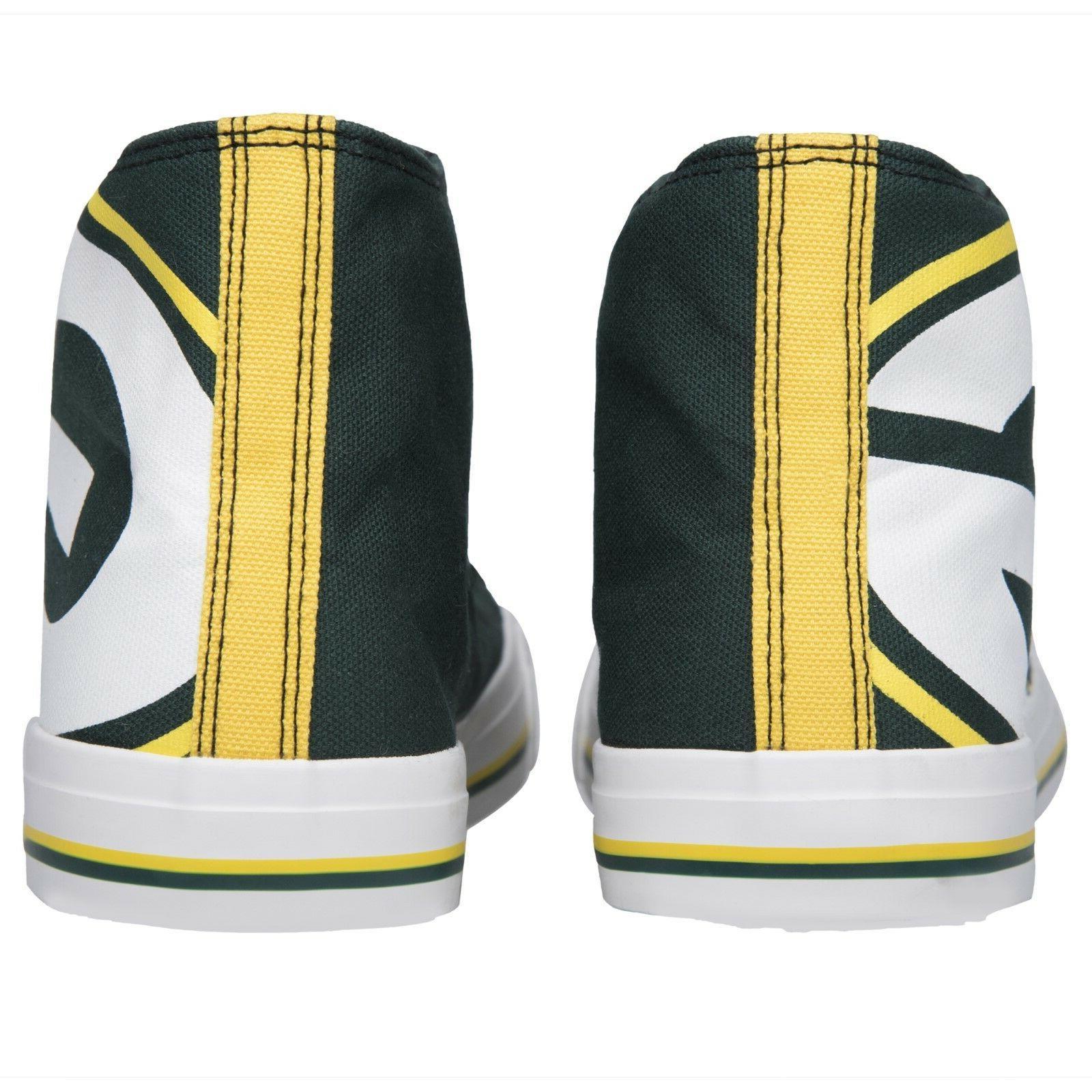 Green Top Big Shoes