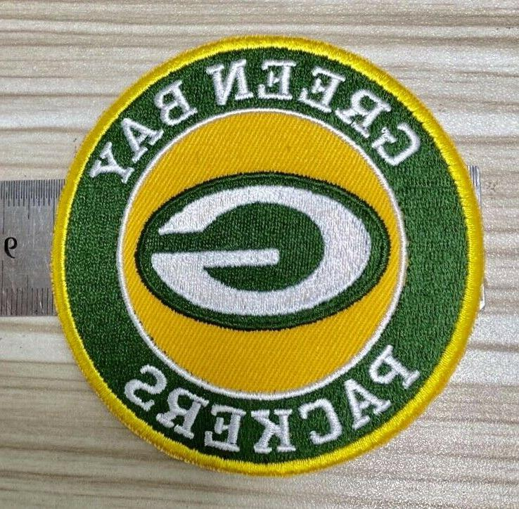 Green Packers on Patch ship 2-3 for hats bag