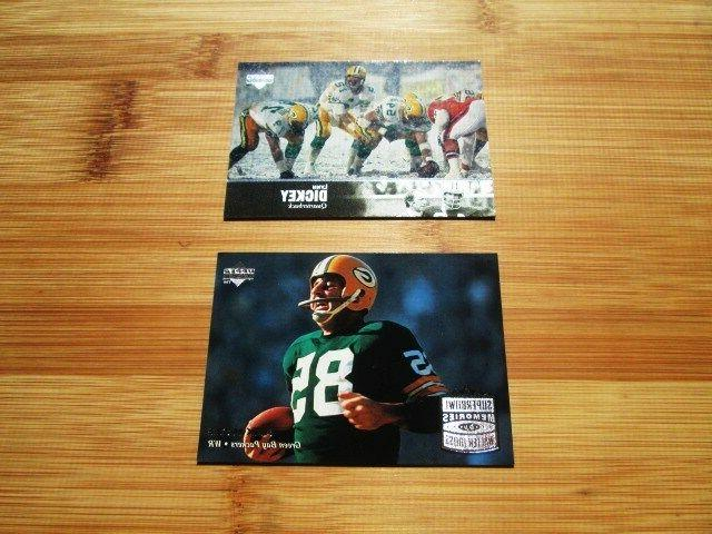 green bay packers legends team set ray