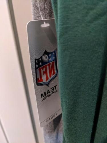 Green Sleeve shirt NFL New w/ Tags