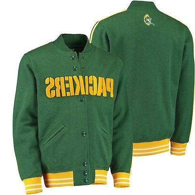 green bay packers mitchell and ness nfl