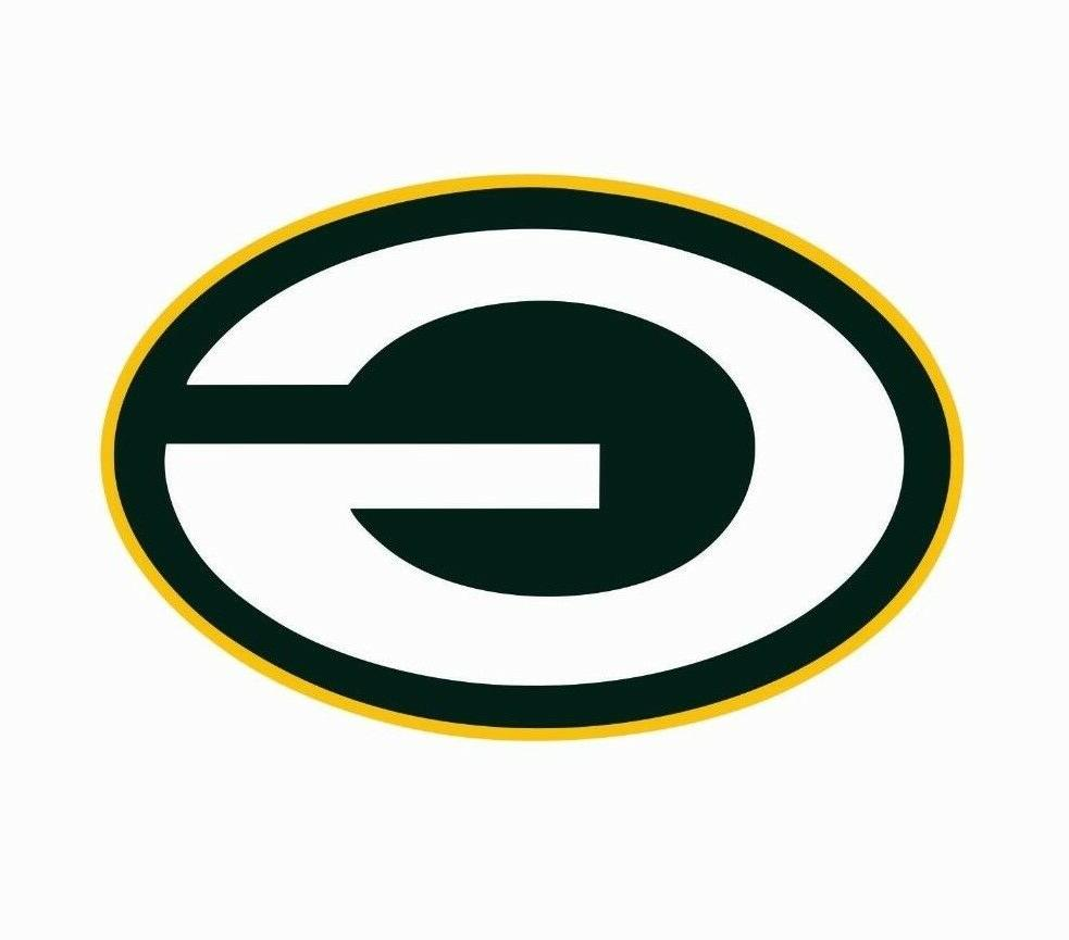green bay packers nfl football color logo