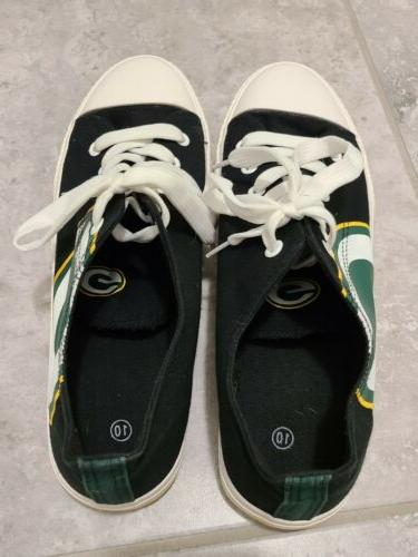 Green Bay Low Canvas 10