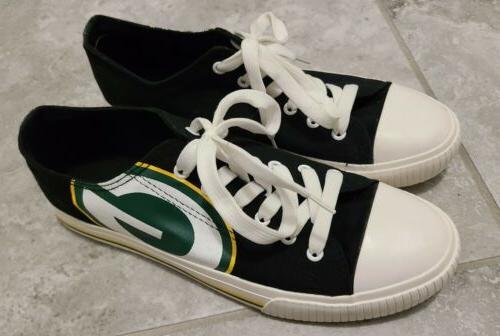 Low Top Canvas Shoes 10