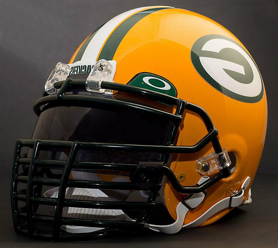 GREEN BAY Super Football