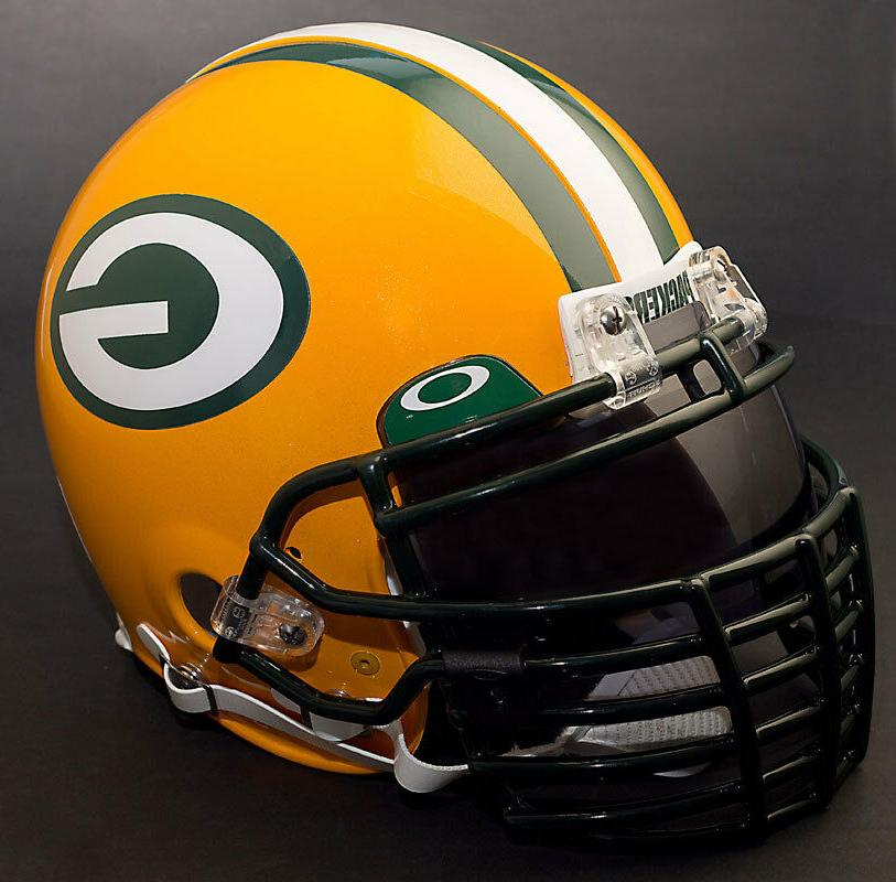 GREEN PACKERS Schutt Super