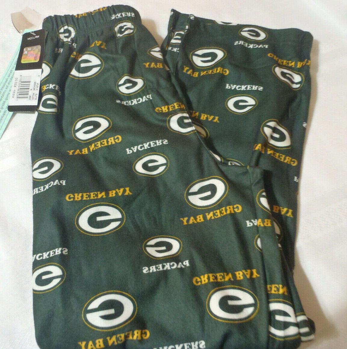 green bay packers youth size medium flannel