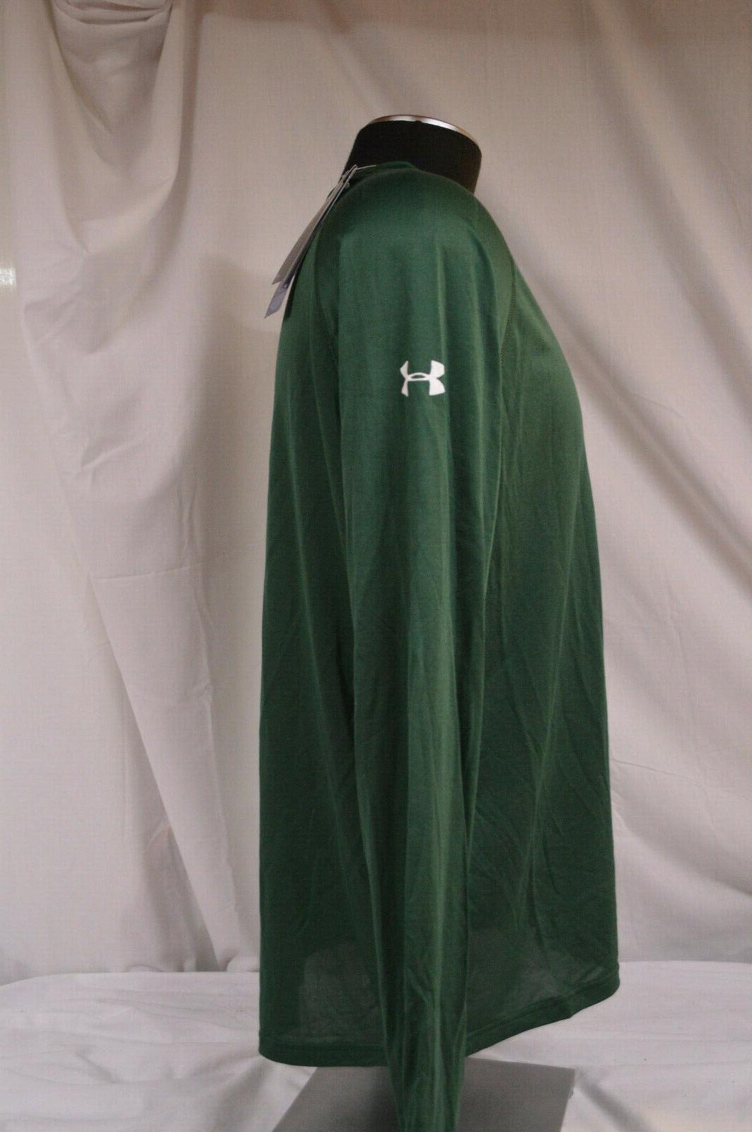 NEW Men's GREEN Authentic L/S T-Shirt SIZE XL