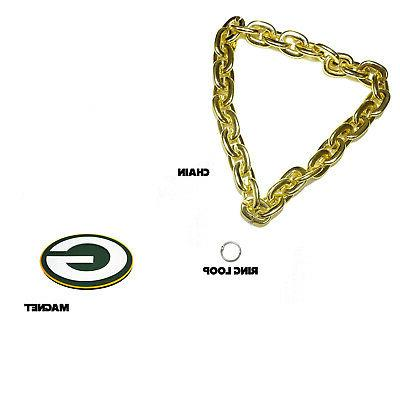New NFL Green Bay Necklace Magnet