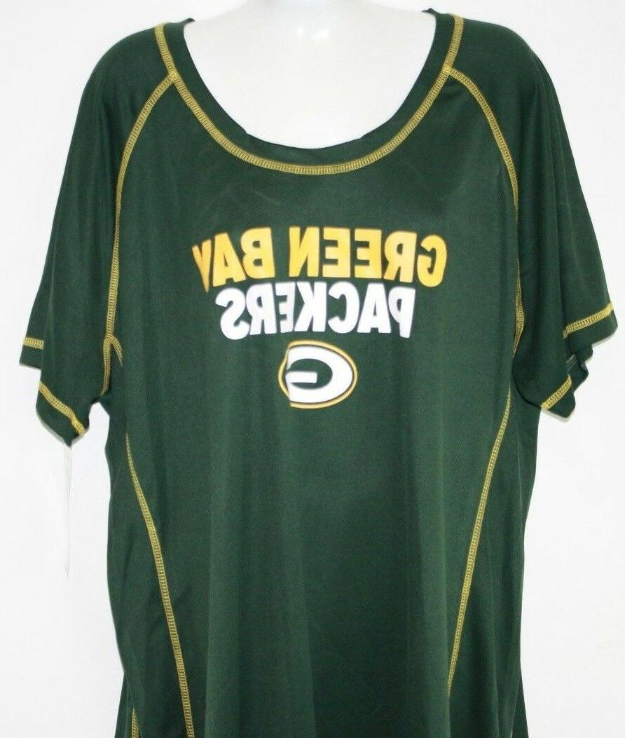 new womens nfl apparel green bay packers
