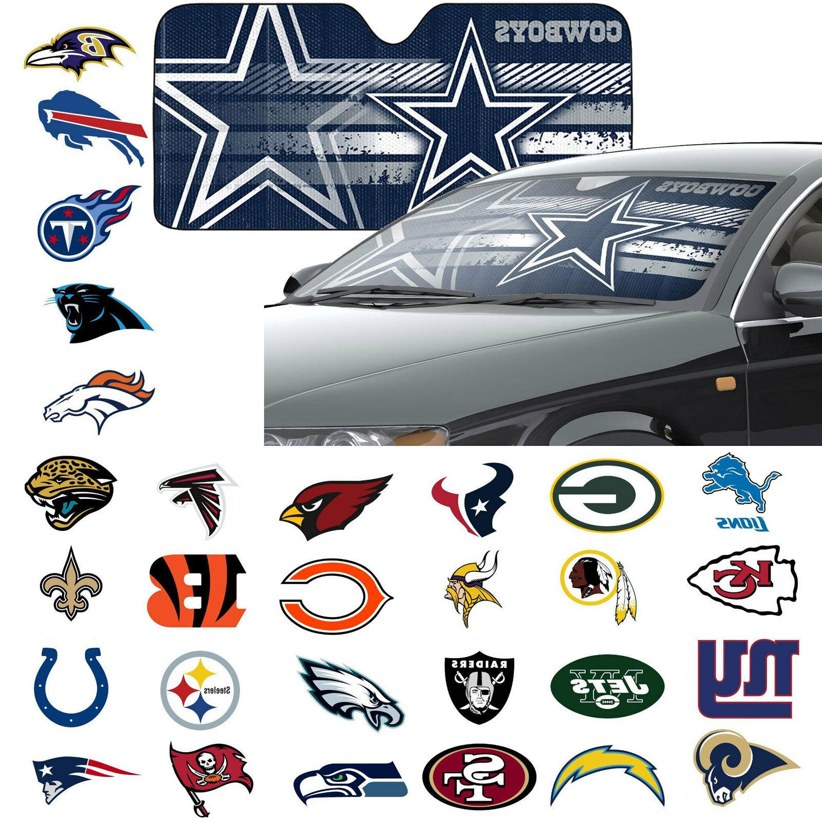 nfl 32 teams available car truck front