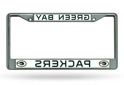 nfl green bay packers chrome