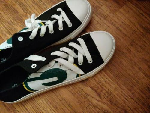 NFL Bay Mens Low Shoes size 10