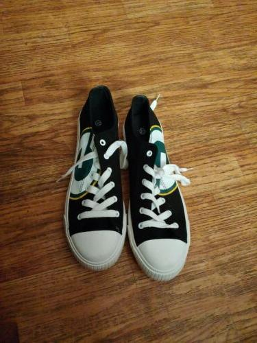 nfl green bay packers mens foco low