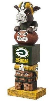 Team Sports America 843811TT NFL Green Bay Packers Tiki Tote