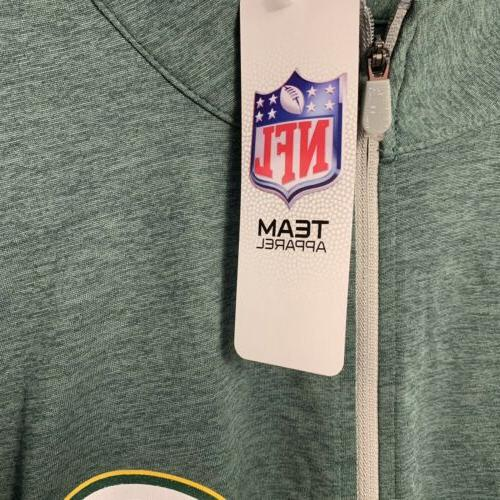 NWT 1/4 Sleeve Shirt Mens NFL