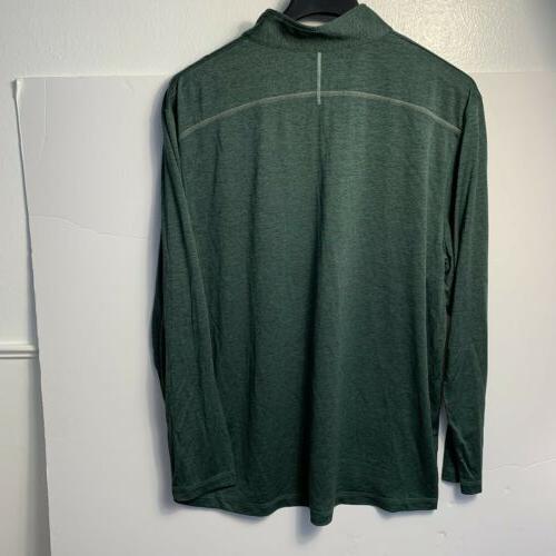 NWT Green Bay Sleeve Shirt Mens NFL