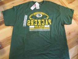 NFL Team Apparel Men's Green Bay Packers Short Sleeve T-Shir