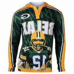Klew Men's NFL Green Bay Packers 2015 Aaron Rodgers #12 Play