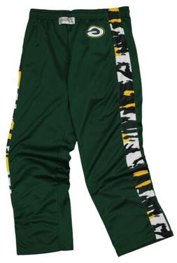 Zubaz Men's NFL Green Bay Packers Camo Print Stadium Pants