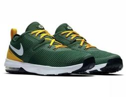Nike Men's Green Bay Packers Air Max Typha 2 Sneaker Shoes