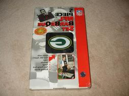New 5 Piece NFL Barbeque Set - Green Bay Packers