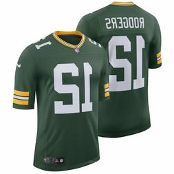 NEW NIKE AARON ROGERS LRG GREEN BAY PACKERS  LIMITED HOME JE