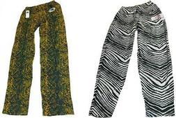 New Green Bay Packers Mens Sizes S-M-L-XL-2XL Zubaz Pajama L
