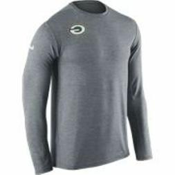 New Nike Men's Dri-FIT NFL Green Bay PACKERS Long Sleeve Tee