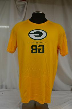 NEW Men's UNDER ARMOUR GREEN BAY PACKERS Combine Authentic T