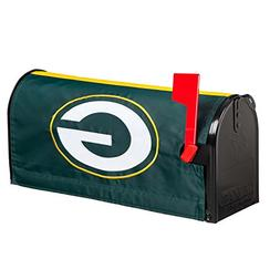 NFL Bay Packers 2MBC3811Green Bay Packers, Mailbox Cover, Gr
