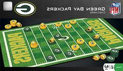NFL Checkers - Green Bay Packers