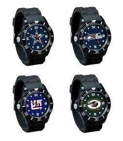 Men's Black watch Spirit - NFL - * Pick Your Team *