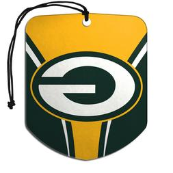 Team ProMark NFL Green Bay Packers 2-Pack Air Freshener 2-4