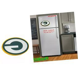 NFL Green Bay Packers 3D Foam Logo Magnet Home Office Bar De